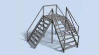 3ds max ladder