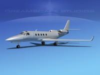 astra jet iai 3d model