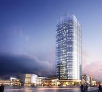 skyscraper business center 077 max