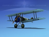 sopwith camel fighter 3d 3ds