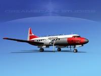 maya propellers convair military transport