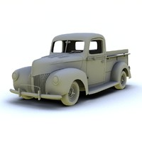 3d classic 1940
