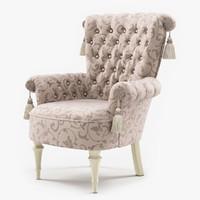 max armchair giusti portos regina