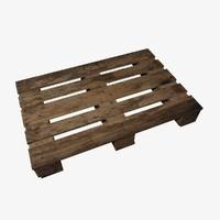 Wood Palette