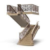 maya stairs