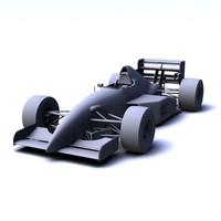 tyrrell sport bolide 3d max