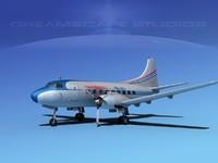 3d model of propellers martin 202