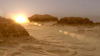 desert terrain 3ds