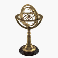 max armillary sphere