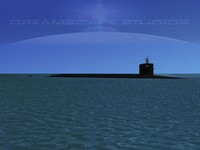 missile ohio class submarines 3d 3ds