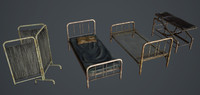 Infirmary Furniture Set