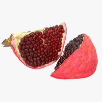 3ds max pomegranate