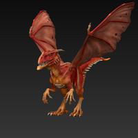 maya dragon fantasy