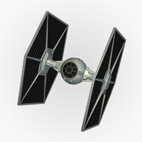 tie fighter 3d ma
