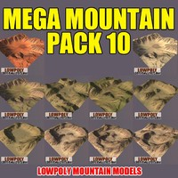 mountains pack max