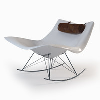 3d model photoreal stingray chair