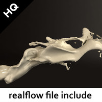 splash realflow