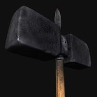 Warrior's hammer