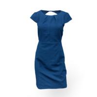 maya blue dress