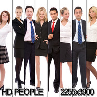 Eight HD Business People Collection (2)