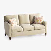 3ds max sleep sofa 3157-3