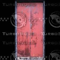 Red Door Texture