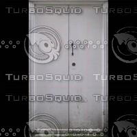 White Door Texture