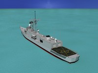 obj perry class frigate