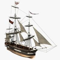 3d bomb ship