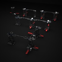 3d model fitness multistation multi