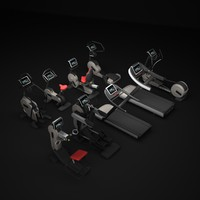 cardio gym equipment max