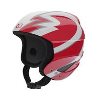 3ds max giro sestriere helmet red