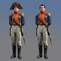 General 3D models