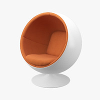 The Ball Chair - Eero Aarnio
