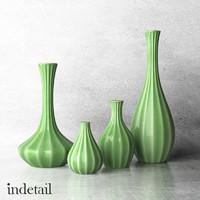 3d celadon vase1 model
