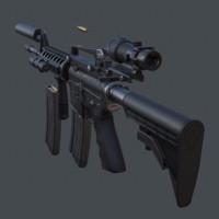 3ds firearms hd