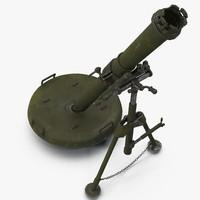 mortar 2b11 3d max