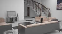 interior family room max