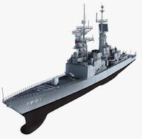 keelung class destroyer max