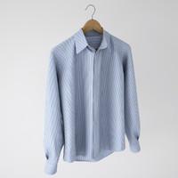 shirts hangers v-ray 3d obj
