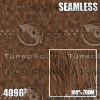 4096 Seamless Texture Fur II