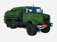 maya truck kraz 6322 atz-10
