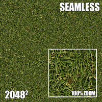 2048 Seamless Dirt/Grass 7