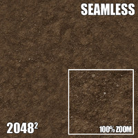 2048 Seamless Dirt/Grass 16