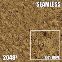 2048 Seamless Dirt/Grass 36