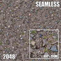 2048 Seamless Dirt/Grass 42