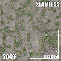 2048 Seamless Dirt/Grass 45