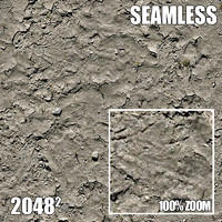 2048 Seamless Dirt/Grass 48