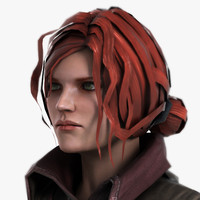 triss character model