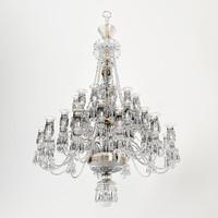 maya saint louis classique crystal chandelier